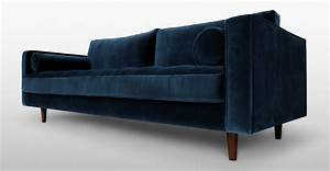 Blue sofas for your home to look stylish – Designinyou com