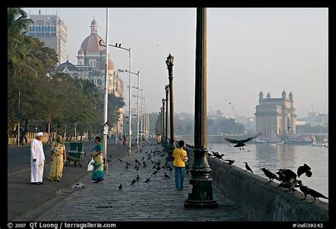 picturephoto waterfront colaba early morning mumbai