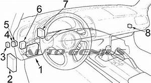 Honda S2000  1999 - 2009  - Fuse Box Diagram