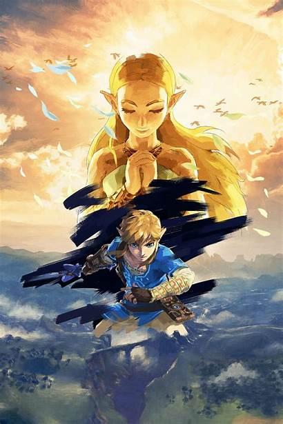 Zelda Phone Princess Wallpapers Legend