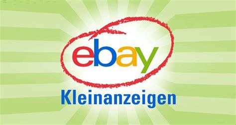 ebay kleinanzeigen verbindliche preisvorschl 228 ge ab sofort m 246 glich
