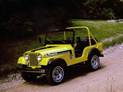 Jeep® Heritage | 1972–1983 Jeep CJ-5 Renegade - The Jeep Blog