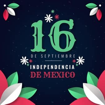 Free Vector | Mexican flag background with crowd