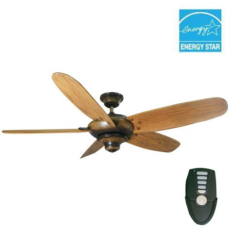 home decorators collection fan remote home decorators collection altura 56 in indoor gilded