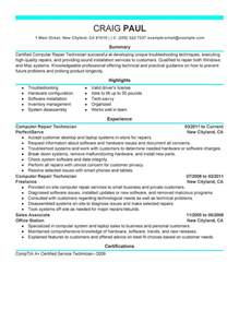 critical care resume experience resume services