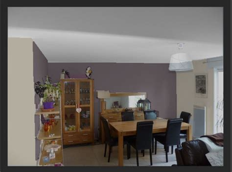 peinture canapé cuir couleur salon sam meubles chêne