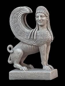 Greek gods and demigods images Ancient Greek Sphinx MET ...