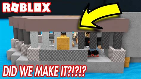 How To Build A Boat Roblox by Build A Boat For Treasure In Roblox Did We Make It