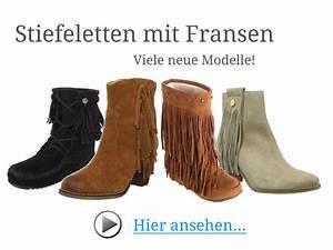 Schuhe Mit Fransen : stiefeletten mit fransen die angesagtesten fransenlooks ~ Frokenaadalensverden.com Haus und Dekorationen