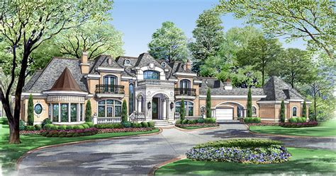 7 Bedroom Homes by 7 Bedrm 15079 Sq Ft Tudor House Plan 195 1012