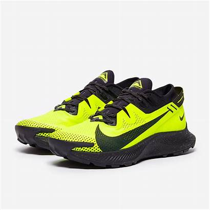 Nike Trail Pegasus Brown Volt Baroque Mens