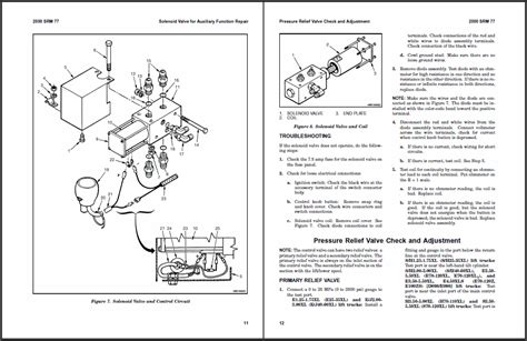 Jcb 506c Wiring Diagram For Forklift by Hyster Class 2 Electric Motor Narrow Aisle Trucks Repair