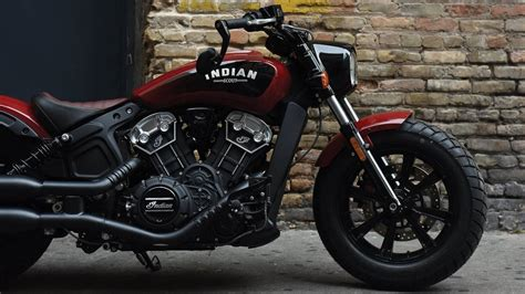 Here's Why Indian Motorcycles Is Growing While The