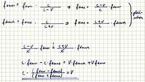 Geschwindigkeit Berechnen Formel : flirten und physik kreative unterrichtseinstiege lehrer blog ~ Themetempest.com Abrechnung