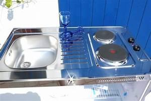 Roller Singleküche Miniküche Weiß 100 Cm Breite : singlek che pantryk che 100 cm wei minik che b rok che kochplatte sp le k hlschrank ~ Watch28wear.com Haus und Dekorationen