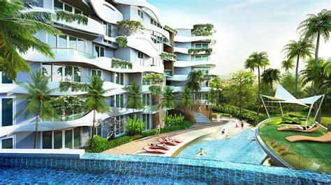 Luxury Beachfront Condo Development In Pattaya : ️ The Emerald Central Condominium
