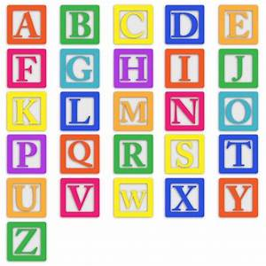 free photo baby blocks alphabet abc letters free With pictures of block letters