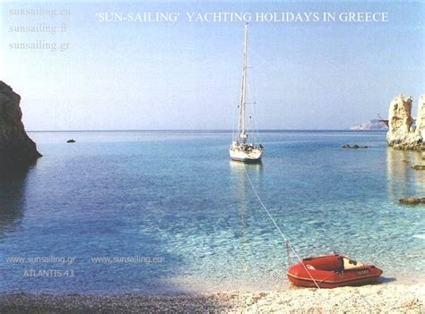 Sailing Greece Cabin Charter by Cabin Charter Sailing Greece Half Board