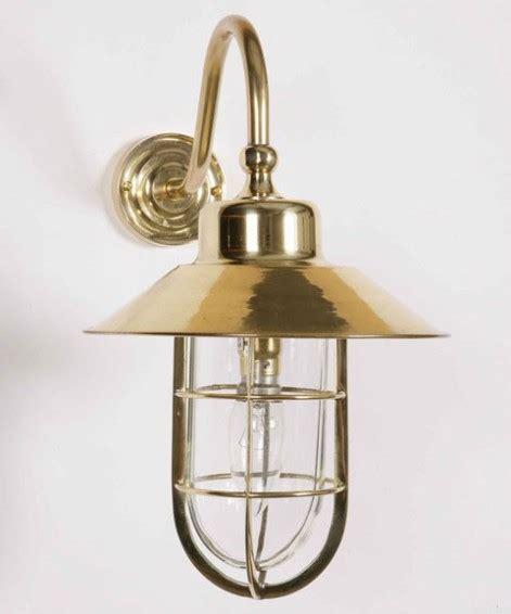 brass outdoor wall lights offer maximum beam spread