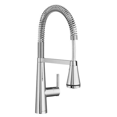 semi professional kitchen faucet standard edgewater semi professional single