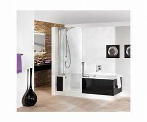 Sitzbadewanne Mit Dusche : badewanne mit t r ~ Frokenaadalensverden.com Haus und Dekorationen