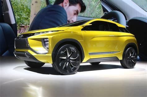 Mitsubishi Ex Concept ต้นแบบอเนกประสงค์รุ่นล่า…ยลโฉมที่