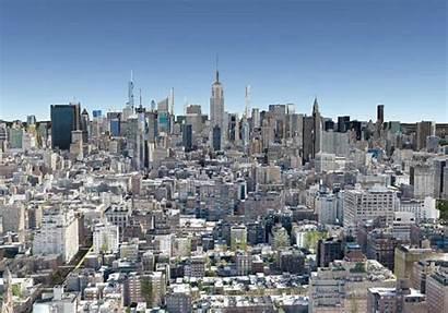 Skyline Future York Ny Manhattan Midtown Yimby