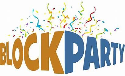Block Party Clipart Street Church Bowler Band