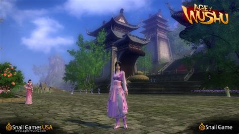 Age of Wushu (Wulin) Free MMORPG Game & Review ...