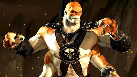 Mortal Kombat X Kintaro Combat Brutalities And Fatalities