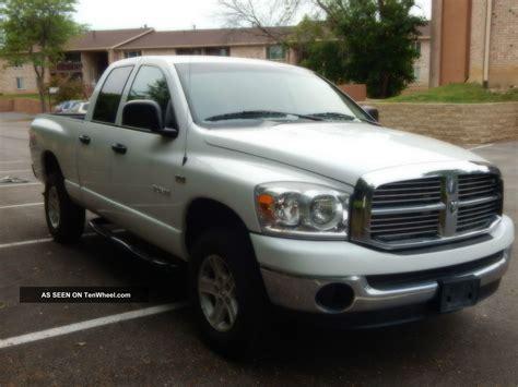2008 Dodge Ram Slt 5. 7l Hemi 4x4 4