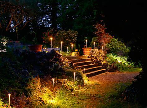 Gartenlicht Start