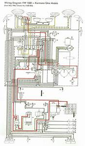 Wiring Diagram For 1971 Vw Bus  U2013 The Wiring Diagram