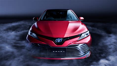 2018 Toyota Camry Hybrid 4k Wallpaper Hd Car Wallpapers