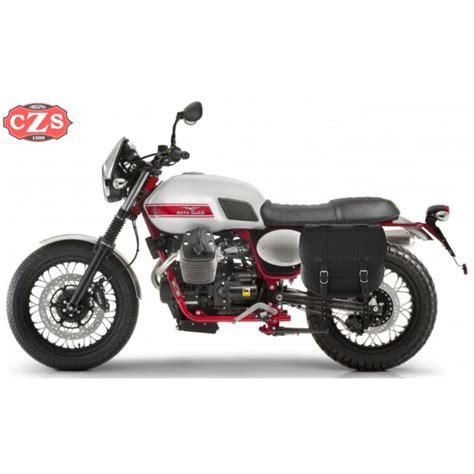 Moto Guzzi V9 Bobber Backgrounds by Saddlebag Guzzi V7 Ii Stornello Bando Basic Specific Shock
