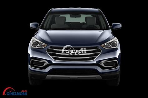 Gambar Mobil Hyundai Santa Fe by Review Hyundai Santa Fe 2017 Indonesia