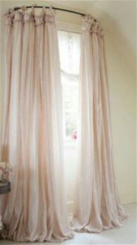 curved curtain rod bedroom curtain rods
