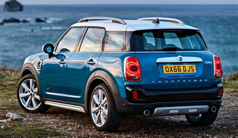 Gambar Mobil Mini Cooper Countryman by 2018 Mini Countryman Cooper Launched In India Starting Rs