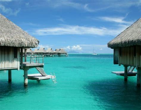 Bora Bora Overwater Bungalows  Mccoy Luxury Vacations