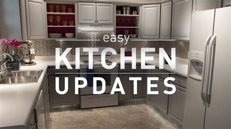 kitchen makeover on a budget ideas budget kitchen makeover from lowe 39 s