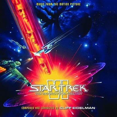Trek Undiscovered Star Country Soundtrack Cd Cliff
