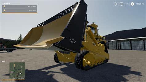 bulldozer  fs mods farming simulator  mods