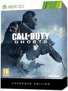 Call Of Duty Ghosts Hardened Edition Xbox 360 Zavvi