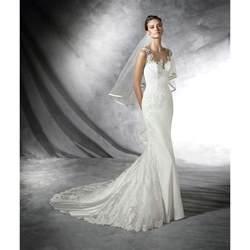 dress wedding pronovias 2016 collection presea wedding dress