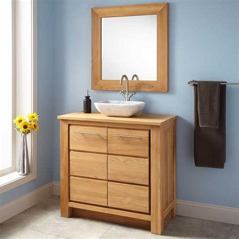 Ebay Bathroom Furniture Vanity by Teak Wood Vanity Cabinet Wash Stand Modern Design Bathroom