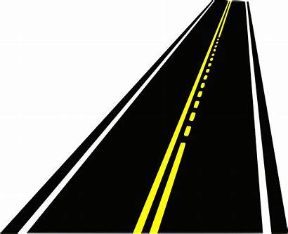 Road Clip Background Roadway Clipart Drawing Winding
