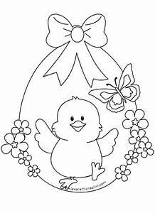 Disegni Di Pulcini Colorati Bellissime Immagini Pasqua Da Con