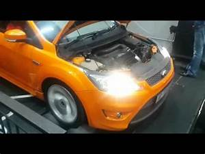 Ford Focus St 225 : ford focus st 225 stock turbo youtube ~ Dode.kayakingforconservation.com Idées de Décoration
