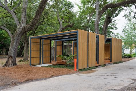 Botanical Garden Pavilion Dwell