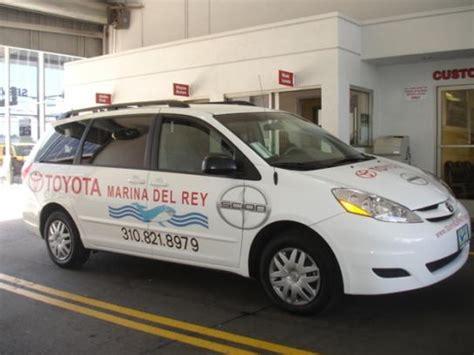 Marina Toyota by Marina Toyota Marina Ca 90292 Car